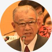 笹川陽平さん(WHOハンセン病制圧大使/日本財団会長)