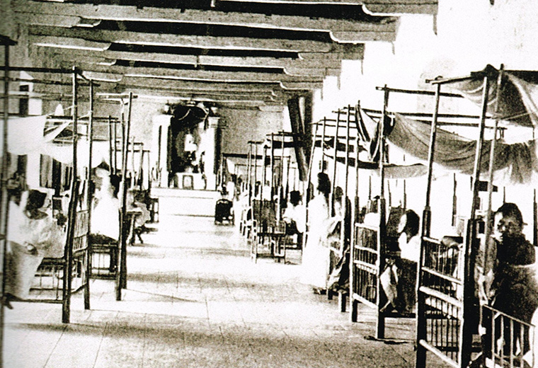クリオン療養所/フィリピン | 世界のハンセン病療養所 | ハンセン病 ...